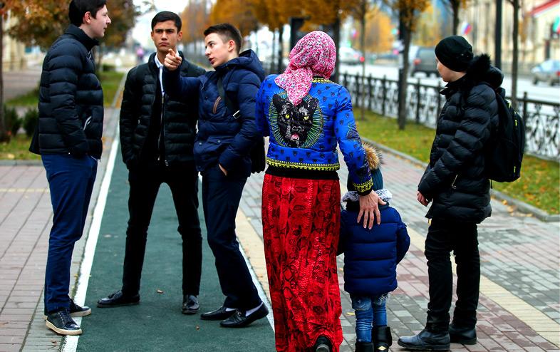 Чеченские гомосексуалисты